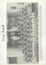 1956 Hoover High School Yearbook Page 182 & 183