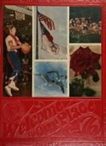 1976 Yearbook Clear Lake High School