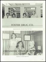 1977 Crenshaw Christian Academy Yearbook Page 140 & 141