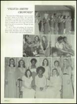 1975 Oak Grove High School Yearbook Page 26 & 27