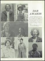1975 Oak Grove High School Yearbook Page 32 & 33