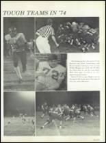 1975 Oak Grove High School Yearbook Page 42 & 43
