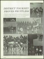 1975 Oak Grove High School Yearbook Page 68 & 69