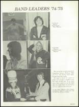 1975 Oak Grove High School Yearbook Page 70 & 71