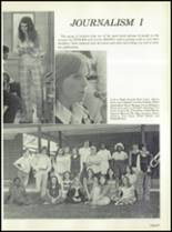 1975 Oak Grove High School Yearbook Page 80 & 81