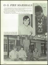 1975 Oak Grove High School Yearbook Page 84 & 85