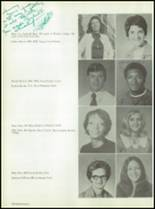 1975 Oak Grove High School Yearbook Page 100 & 101