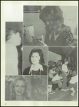 1975 Oak Grove High School Yearbook Page 110 & 111