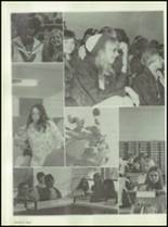 1975 Oak Grove High School Yearbook Page 112 & 113