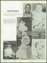 1975 Oak Grove High School Yearbook Page 124 & 125
