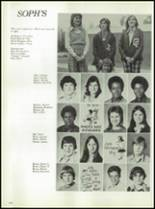 1975 Oak Grove High School Yearbook Page 136 & 137