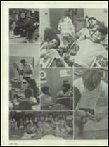 1975 Oak Grove High School Yearbook Page 142 & 143