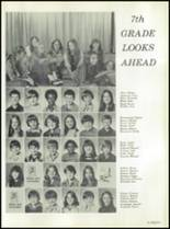 1975 Oak Grove High School Yearbook Page 154 & 155