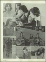 1975 Oak Grove High School Yearbook Page 182 & 183