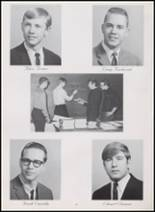 1967 Etna High School Yearbook Page 22 & 23