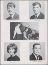 1967 Etna High School Yearbook Page 32 & 33