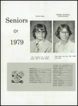 1979 Lankin High School Yearbook Page 10 & 11