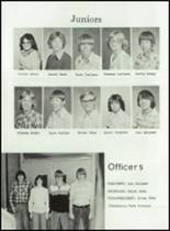 1979 Lankin High School Yearbook Page 22 & 23