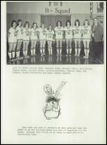 1979 Lankin High School Yearbook Page 38 & 39