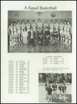 1979 Lankin High School Yearbook Page 40 & 41