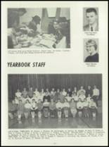 1958 Washington Community High School Yearbook Page 24 & 25