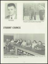 1958 Washington Community High School Yearbook Page 26 & 27