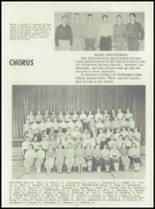 1958 Washington Community High School Yearbook Page 30 & 31