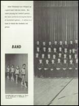 1958 Washington Community High School Yearbook Page 32 & 33