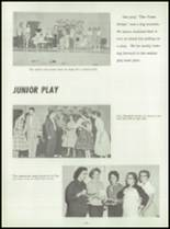 1958 Washington Community High School Yearbook Page 34 & 35