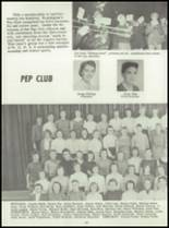 1958 Washington Community High School Yearbook Page 42 & 43