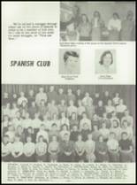 1958 Washington Community High School Yearbook Page 44 & 45