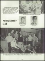 1958 Washington Community High School Yearbook Page 46 & 47