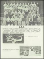 1958 Washington Community High School Yearbook Page 50 & 51