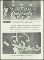 1958 Washington Community High School Yearbook Page 52 & 53