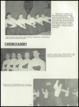 1958 Washington Community High School Yearbook Page 72 & 73