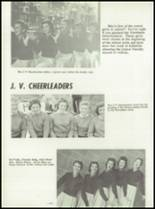 1958 Washington Community High School Yearbook Page 74 & 75