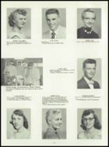 1958 Washington Community High School Yearbook Page 76 & 77