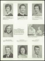 1958 Washington Community High School Yearbook Page 78 & 79