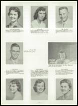 1958 Washington Community High School Yearbook Page 80 & 81