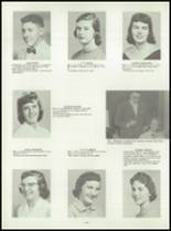 1958 Washington Community High School Yearbook Page 88 & 89