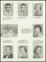 1958 Washington Community High School Yearbook Page 90 & 91