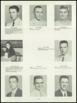 1958 Washington Community High School Yearbook Page 92 & 93