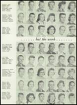 1958 Washington Community High School Yearbook Page 100 & 101