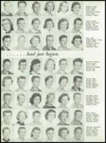 1958 Washington Community High School Yearbook Page 102 & 103