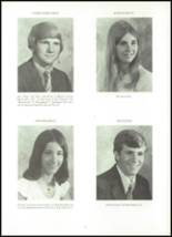 1973 Marion High School Yearbook Page 12 & 13