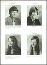 1973 Marion High School Yearbook Page 14 & 15