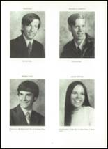 1973 Marion High School Yearbook Page 16 & 17