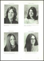 1973 Marion High School Yearbook Page 18 & 19