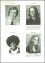 1973 Marion High School Yearbook Page 20 & 21