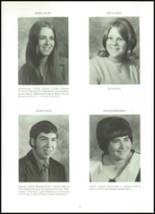 1973 Marion High School Yearbook Page 22 & 23
